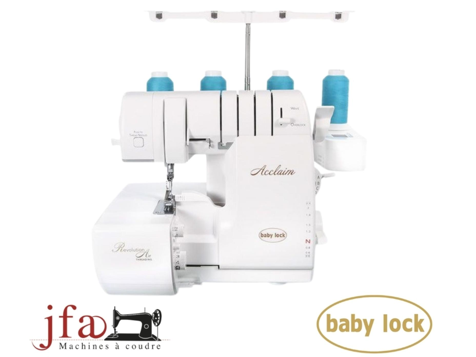Surjeteuse BabyLock Acclaim