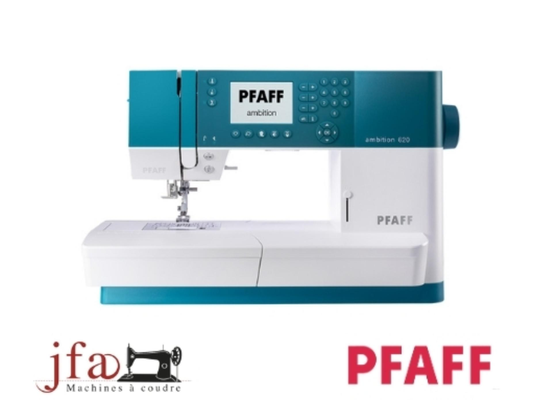 Machine à Coudre Pfaff Ambition 620