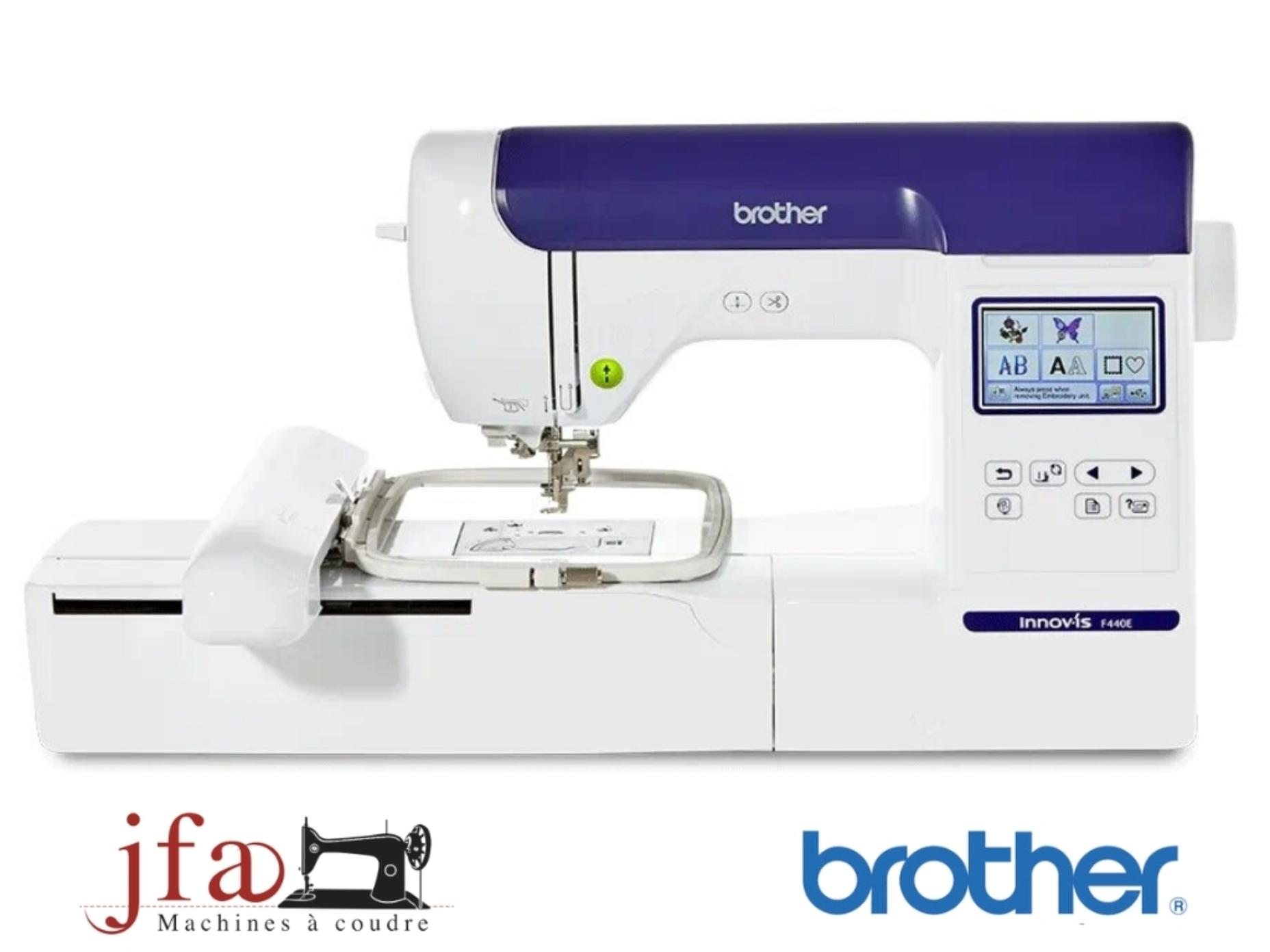 Machine à Broder Brother Innov-is F440E